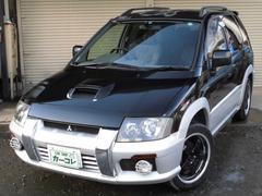 RVRスポーツギアX3 ターボ 4WD 5速オートマ 記録簿