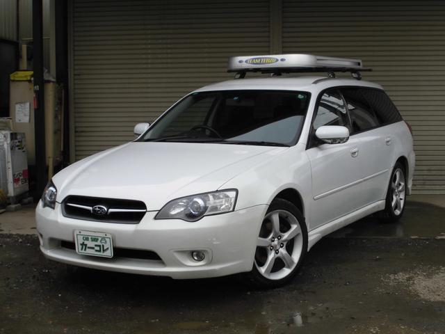 スバル 2.0R 4WD ETC CDMD ルーフキャリア キーレス