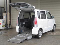 ワゴンR 車椅子スロープ付 福祉車両 ワンオーナー記録簿(スズキ)