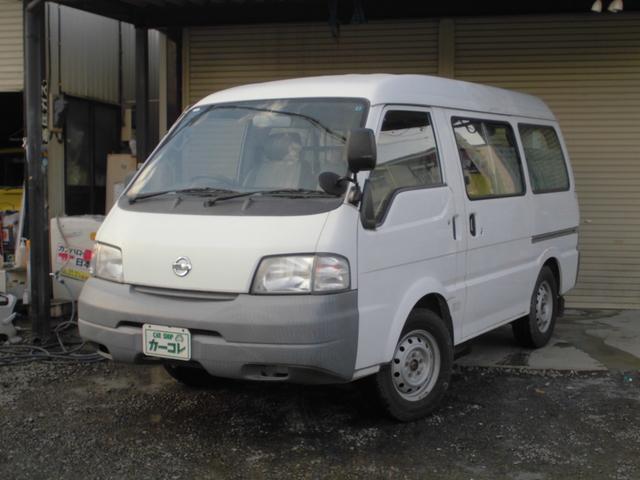 日産 入浴車 4WD パワーウィンドウ オートマ パワステ