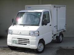 ミニキャブトラック冷蔵冷凍車 タイベル交換済 オートマ 法人1オーナー 記録簿