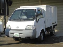 ボンゴトラック冷蔵冷凍車 −5℃設定 4WD 5速MT PW PS