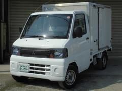 ミニキャブトラック冷蔵冷凍車 −5℃設定 5速MT 2WD タイベル交換済