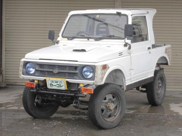 スズキ CC 5速MT 4WD リフトアップ 社外足回り
