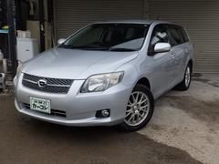 カローラフィールダー 助手席回転スライドシート付 福祉車両 ナビ ETC CD(トヨタ)