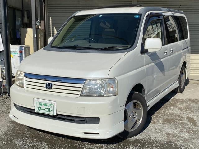 ホンダ K 4WD サンルーフ キーレス Tチェーン ETC純正AW