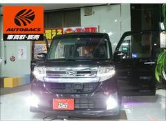 タントカスタムX トップエディションSA 当社オリジナルデモカー