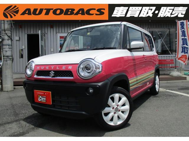 スズキ X ボディーラッピング車
