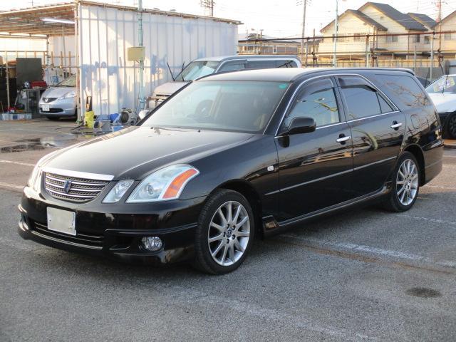 トヨタ 2.5iR-S 35thアニバーサリー 1年間保証付