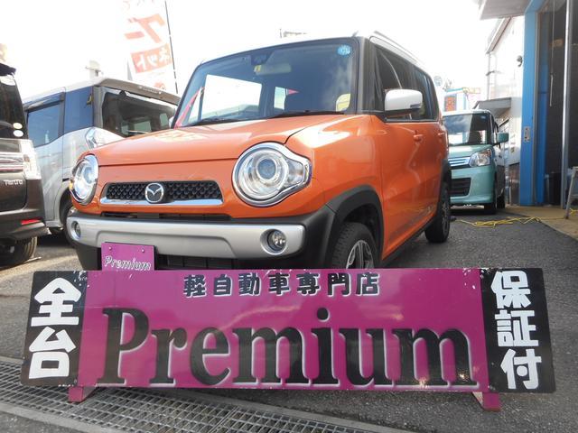 マツダ XT ターボ 4WD ETC ツートンカラー