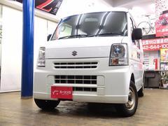 エブリイPA 5速マニュアル ワンオーナー車 走行無制限1年保証付き