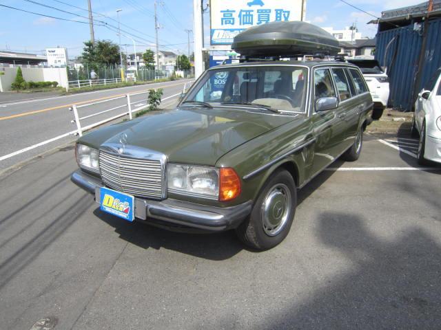メルセデス・ベンツ 300TDワゴンディーゼルターボウエスタン自動車