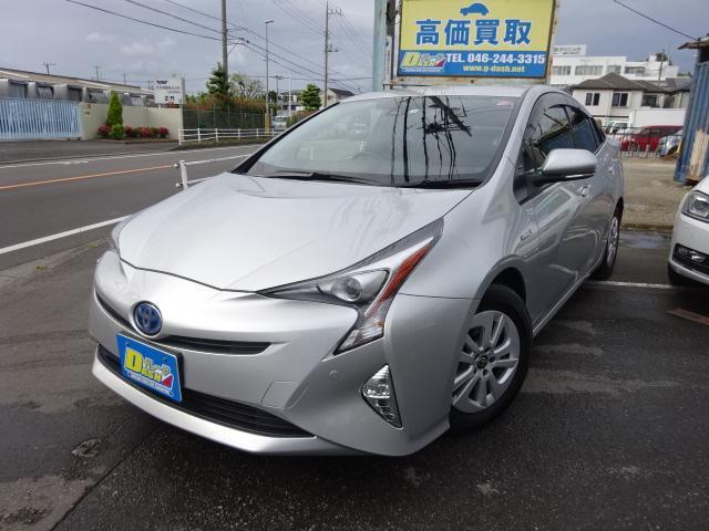 トヨタ Sセーフティーセンス地デジナビBカメラETCDレコ