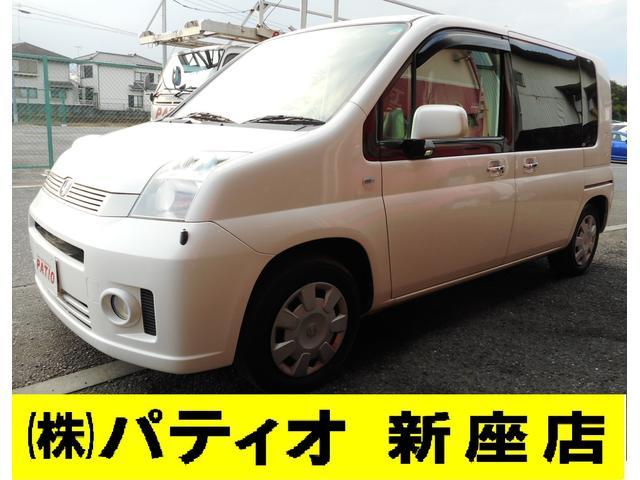 モビリオ(ホンダ) W HDDナビファインエディション 中古車画像