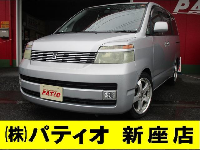 「トヨタ」「ヴォクシー」「ミニバン・ワンボックス」「埼玉県」の中古車