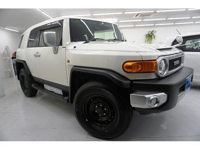FJクルーザー(トヨタ)オフロードパッケージ 中古車画像