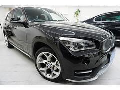 BMW X1xDrive20ixライン4WD 本革シート 純正ナビ地デジ
