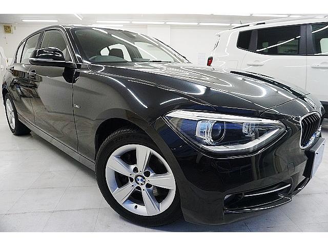 BMW 116iスポーツ 8.8型ナビ BMW点検済 1オ-ナ-禁煙