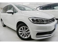 VW ゴルフトゥーランTDIコンフォートL 軽油 ナビ ACC 未使用車 新車保証