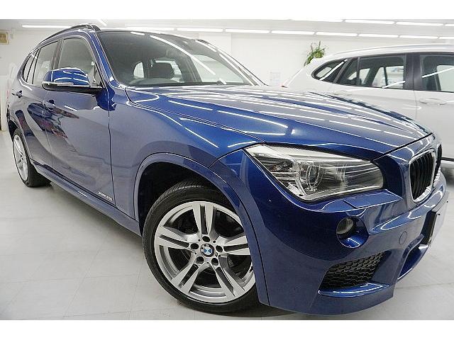 BMW xDrive 28i Mスポーツ 4WD・ターボ245馬力 後期型 エアロ 18アルミ スポーツサス 電動スポーツシート パフォーマンスコント 純正8.8型ナビ スマートキー LEDイルミ付HID 8AT ディーラー点検済 1オナ禁煙