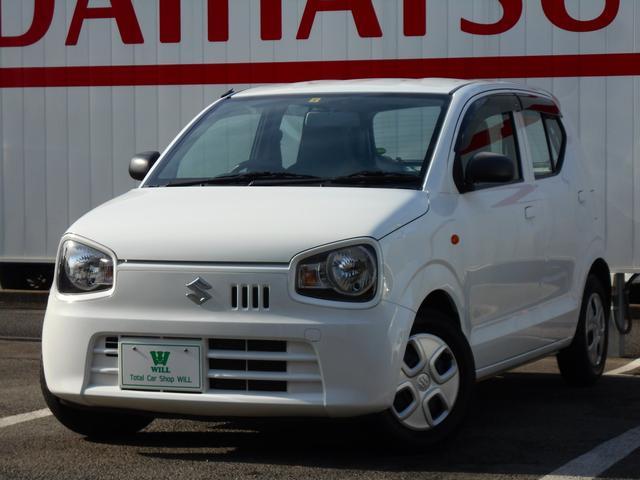 スズキ L/キーレス/運転席シートヒーター/1年保証