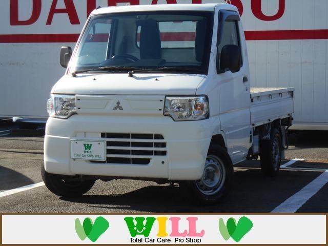 三菱 ミニキャブトラック Vタイプ /ETC車載器つき/ラジオ/パワステ/1年保証
