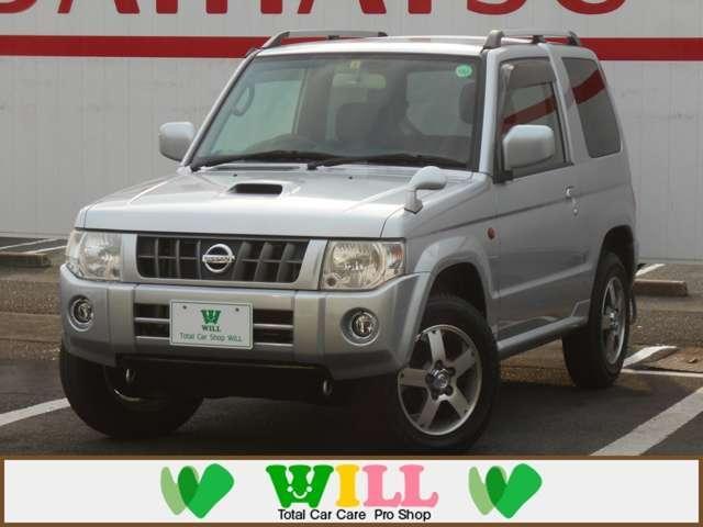 日産 キックス RX /CDオーディオ/キーレスキー/4WD/1年保証付き/