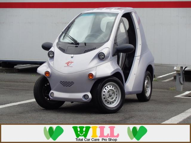 日本その他  P-COM/超小型1人乗り電気自動車/充電コード有り