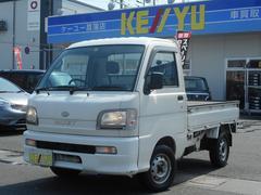 ハイゼットトラックスペシャル三方開4WD 5速MT車ラジオエアコンパワステ
