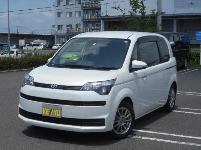 トヨタ X 禁煙車 純正SDナビ フルセグ Bluetooth