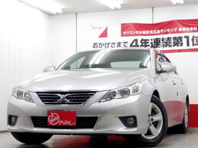 トヨタ 250G リラックスセレクション 禁煙地デジHDDナビETC
