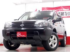エクストレイルXt 当店買取4WD1オナHIDキーレス純16AWオートAC