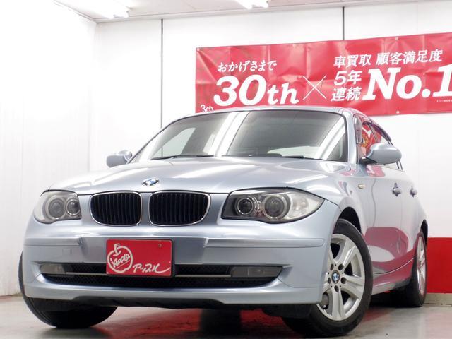 BMW 120i当店買取D車右HナビETCHIDキーレス純正16AW