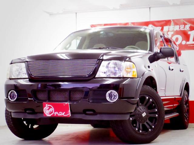 フォード リミテッド 左ハンドルTVナビBカメラHIDETC18AW