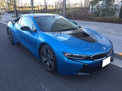 BMWi8 クーペ 右ハンドルデーラー車 ガレージ保管 ワンオーナ