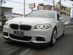 BMW523iツーリング Mスポーツハイライン