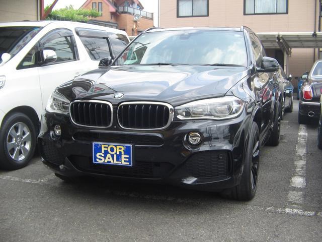 BMW xDrive 35d Mスポーツパノラマルーフ