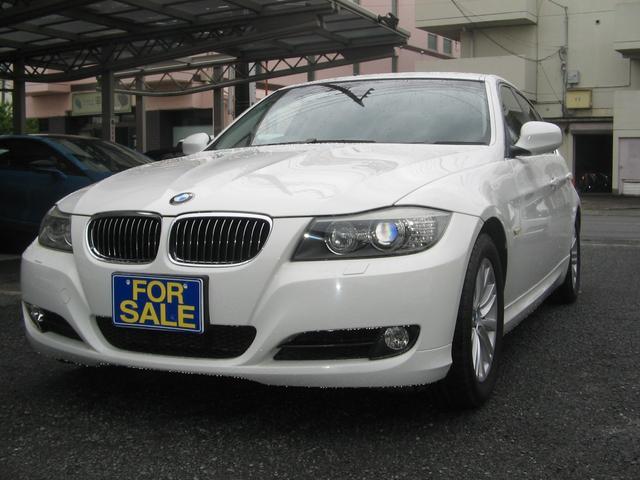 BMW 325i ハイラインパッケージ黒革ウッドパネル