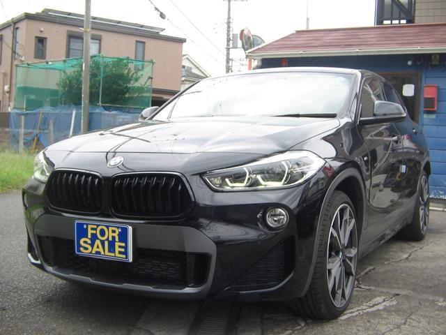 BMW xDrive 20i MスポーツX特別仕様オイスターレザー