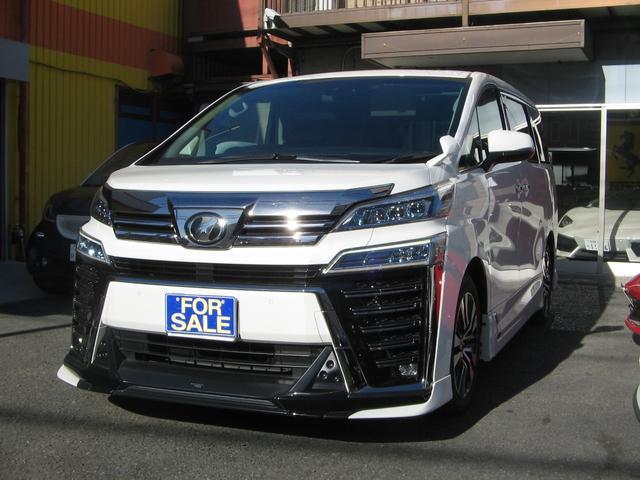 トヨタ 2.5Z Gエディション TRDフルエアロツインサンルーフツインモニターステアリングヒーターシートヒータークーラーオットマン3眼LEDライトシーケンシャルウインカーパワーバックドアトヨタセーフティセンス
