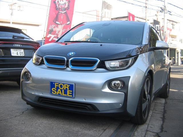 BMW レンジ・エクステンダー装備車 記録簿取説保証書禁煙車純正HDDナビバックカメラETCキセノン19インチ