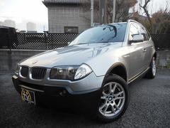 BMW X32.5i 純正アルミ ETC