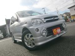 テリオスキッドエアロダウンカスタムX 4WD ターボ アルミホイール