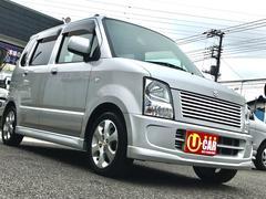 ワゴンRFX−Sリミテッド CD再生 軽自動車
