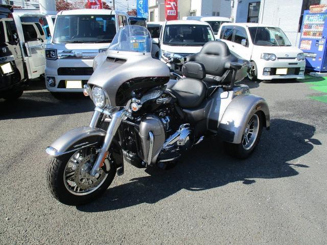Harley DavidsonTRI GLIDE ULTRA
