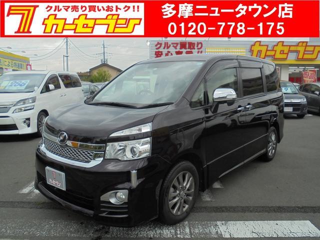 トヨタ ZS 煌II ナビ 両側パワスラ スマートキー 買取車