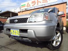 エクストレイルXtt パートタイム4WD カプロンシート シートヒーター