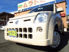 ピノS 5速マニュアル車 電格ミラー キーレス セキュリティー