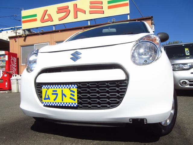 スズキ F 5速マニュアル車 4WD 純正CDオーディオ