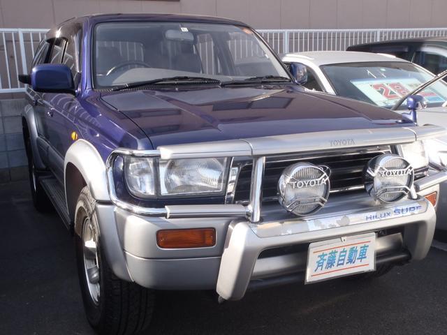 トヨタ SSR-X アクティブパッケージIII ワイド